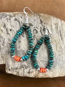 The Ocean Eyes Earrings - Ny Texas Style Boutique