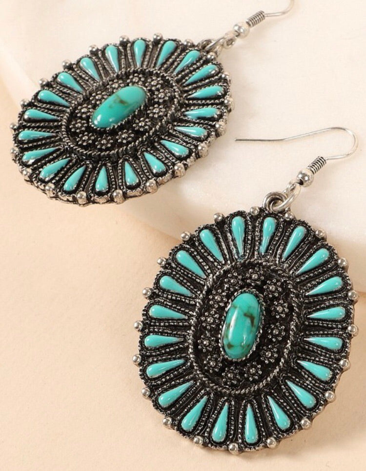 The Zoey Earrings - Ny Texas Style Boutique