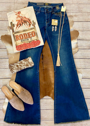 The Flare Leg Jean - Ny Texas Style Boutique
