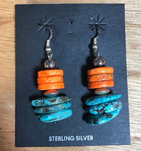 The Harper Valley Earrings - Ny Texas Style Boutique