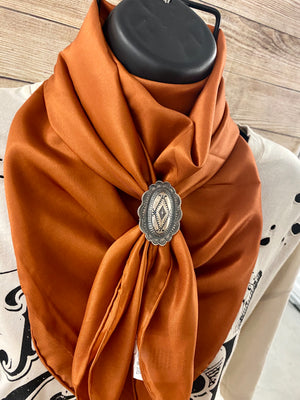 The Copper Wild Rag - Ny Texas Style Boutique