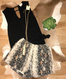 The Emma Top (Black) - Ny Texas Style Boutique