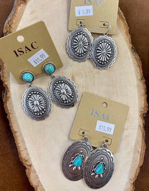 The Chloe Earrings - Ny Texas Style Boutique