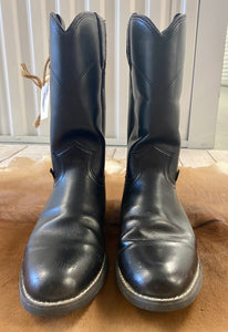 Justin Ladies Basic Roper Boot - Ny Texas Style Boutique