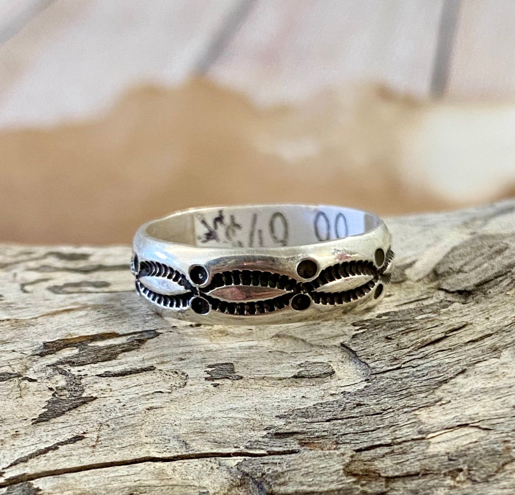 The Durango Ring Band - Ny Texas Style Boutique