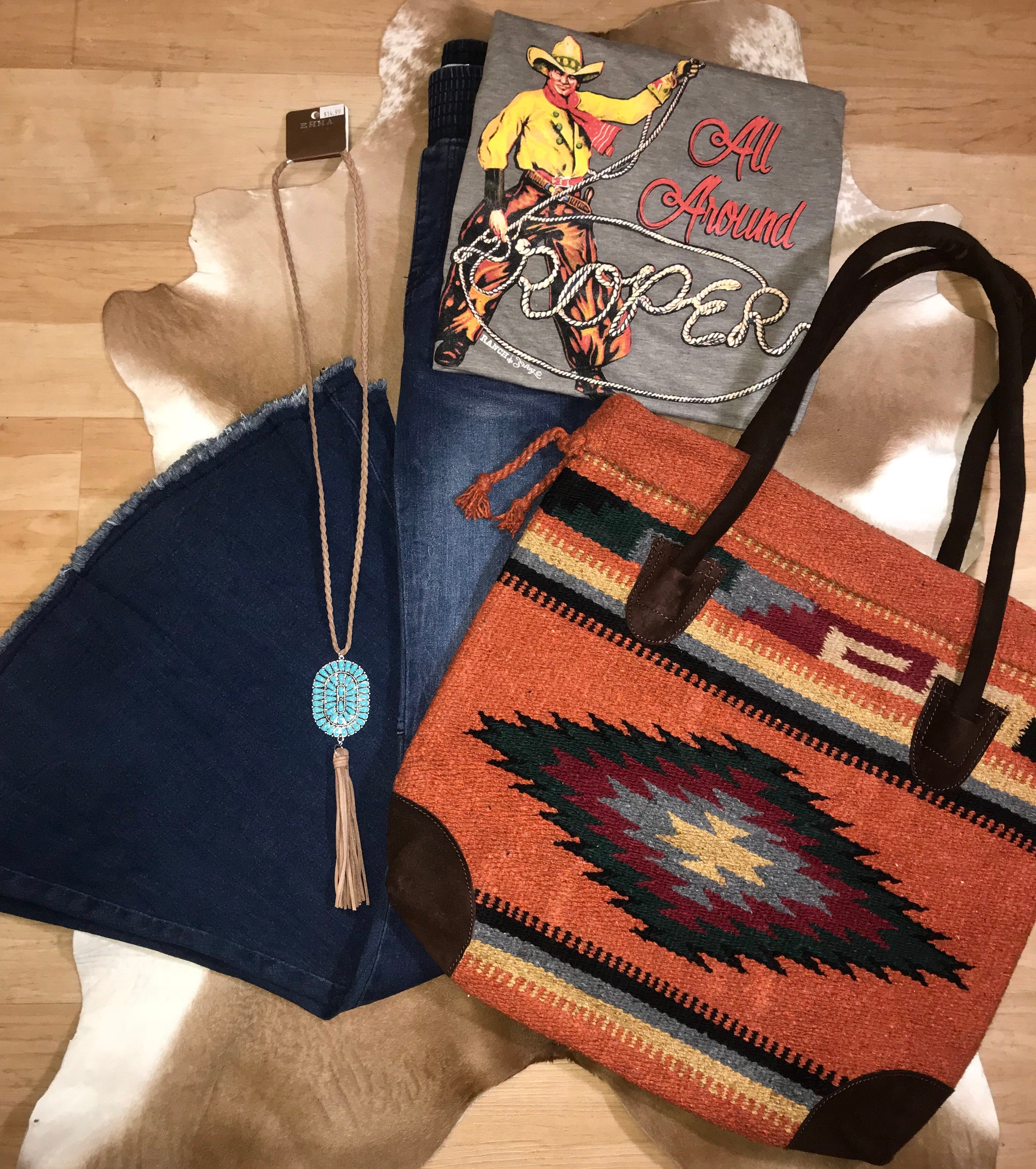 The Stagecoach Purse - Ny Texas Style Boutique