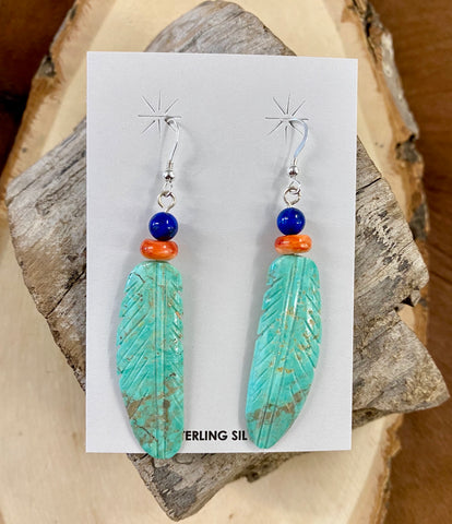 The Lone Watie Earrings - Ny Texas Style Boutique