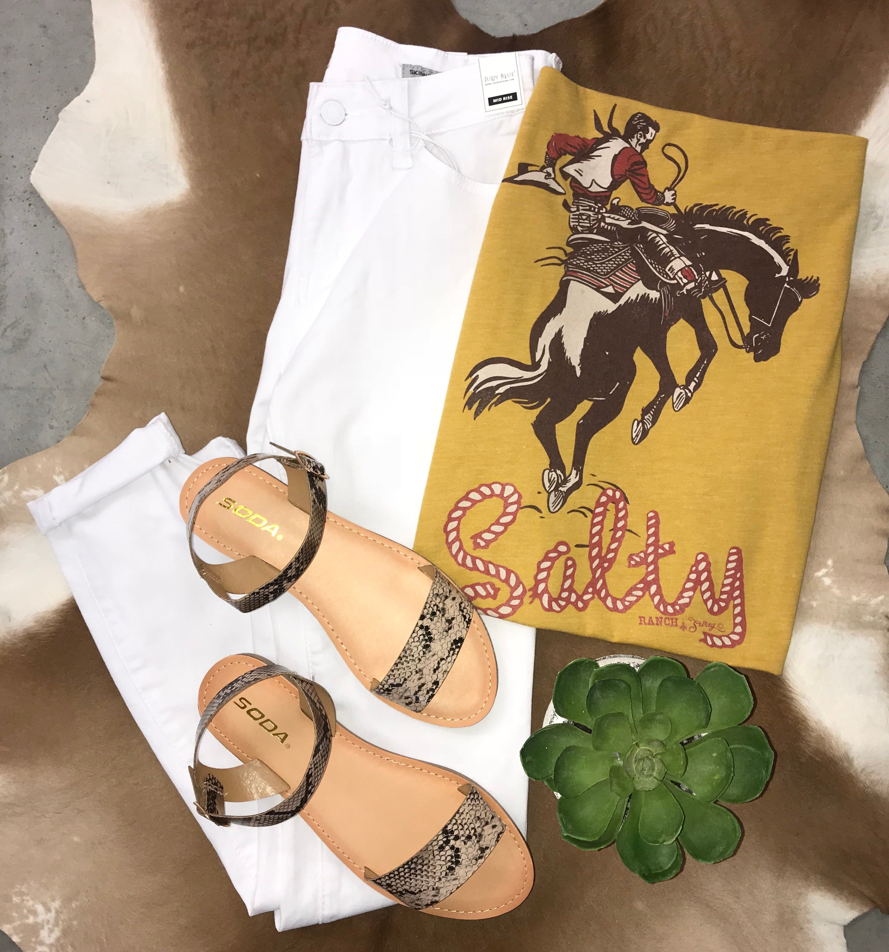 The Salty Tee - Ny Texas Style Boutique