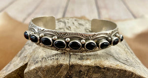 The WB Onyx Cuff - Ny Texas Style Boutique