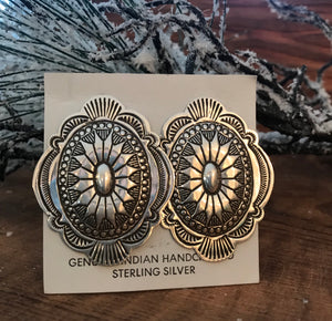 The Whitley Concho Earrings - Ny Texas Style Boutique