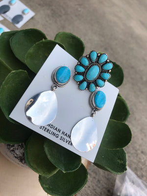 The Caitlyn Earrings - Ny Texas Style Boutique