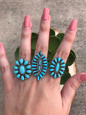 The Flatonia Ring - Ny Texas Style Boutique