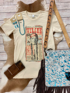 The Willie Tee - Ny Texas Style Boutique