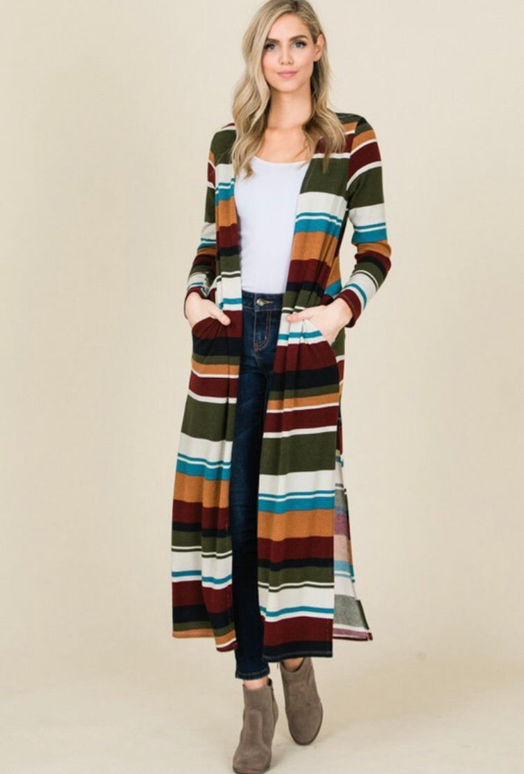 The Laredo Duster - Ny Texas Style Boutique