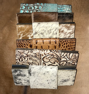 The LeAnn Wallets - Ny Texas Style Boutique