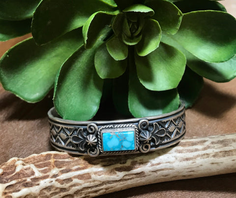 The Bluebonnet Cuff - Ny Texas Style Boutique