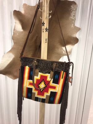 The Mattie Blaylock Purse - Ny Texas Style Boutique