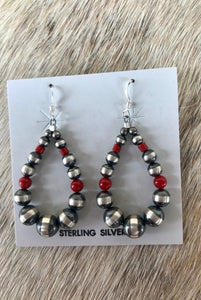 The Kansas Earrings - Ny Texas Style Boutique