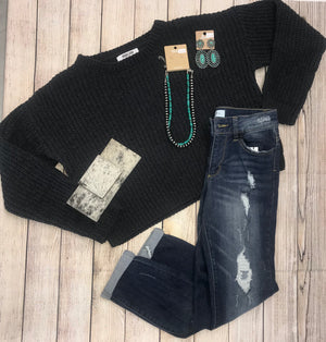 The Goosebumps Sweater - Ny Texas Style Boutique
