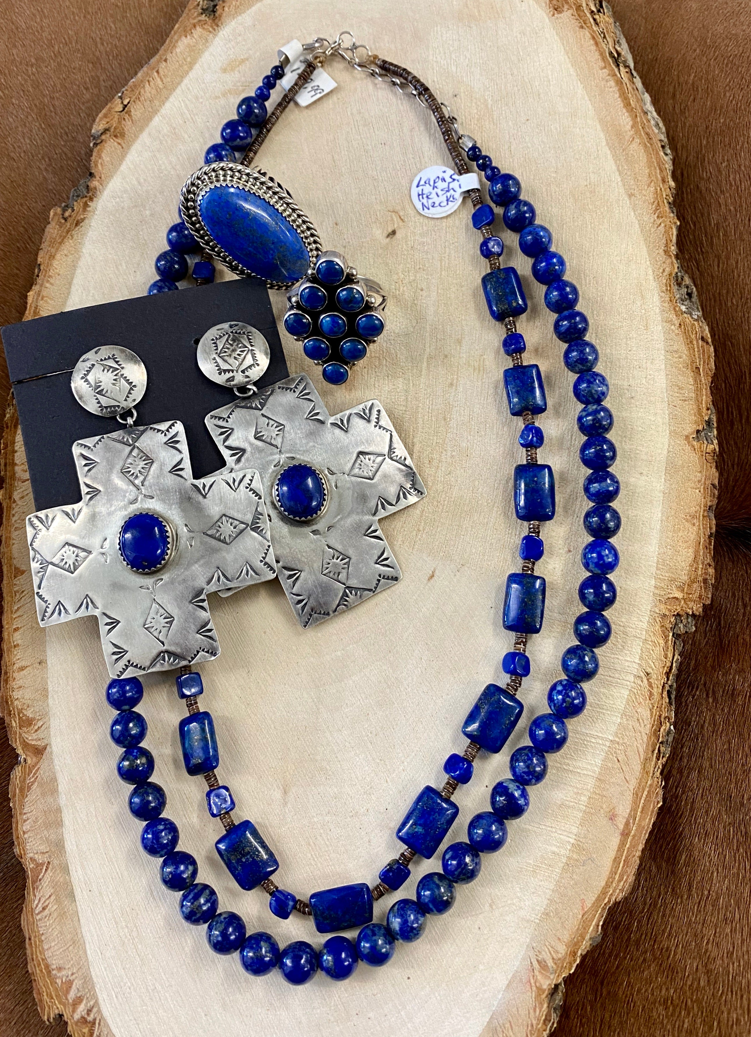 The Moonlight Necklace - Ny Texas Style Boutique