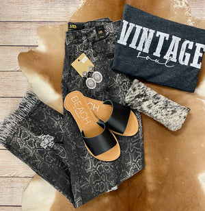 The Vintage Soul Tee - Ny Texas Style Boutique