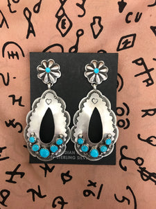 The Dandelion Earrings - Ny Texas Style Boutique