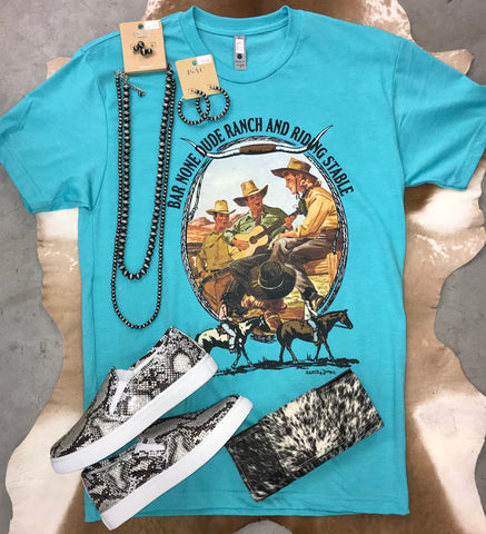 The Dude Ranch Tee