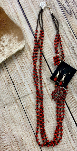 The Sheridan Necklace - Ny Texas Style Boutique