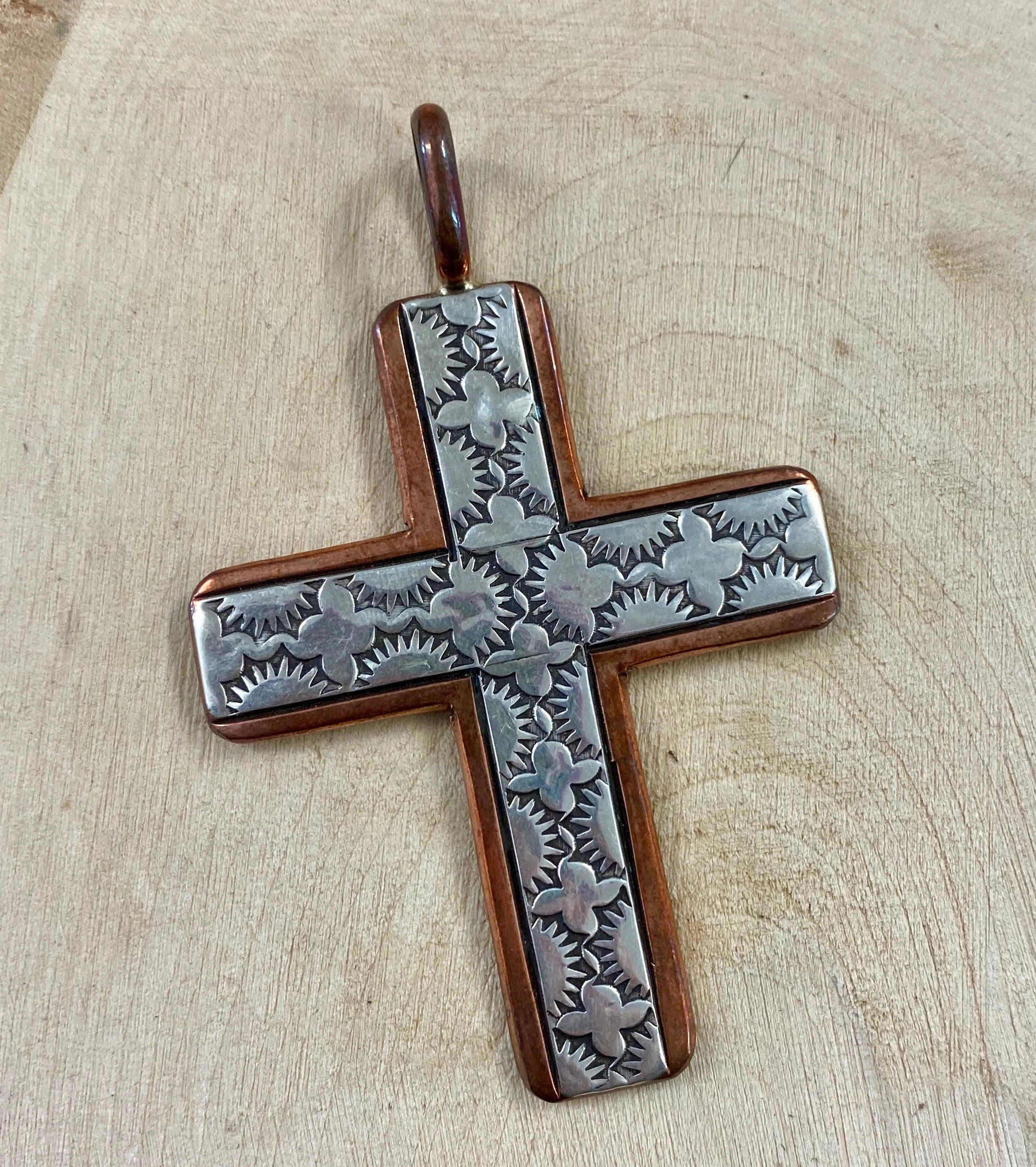 The Shinedown Cross Pendant - Ny Texas Style Boutique