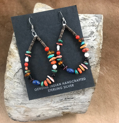 The Frisco Earrings - Ny Texas Style Boutique