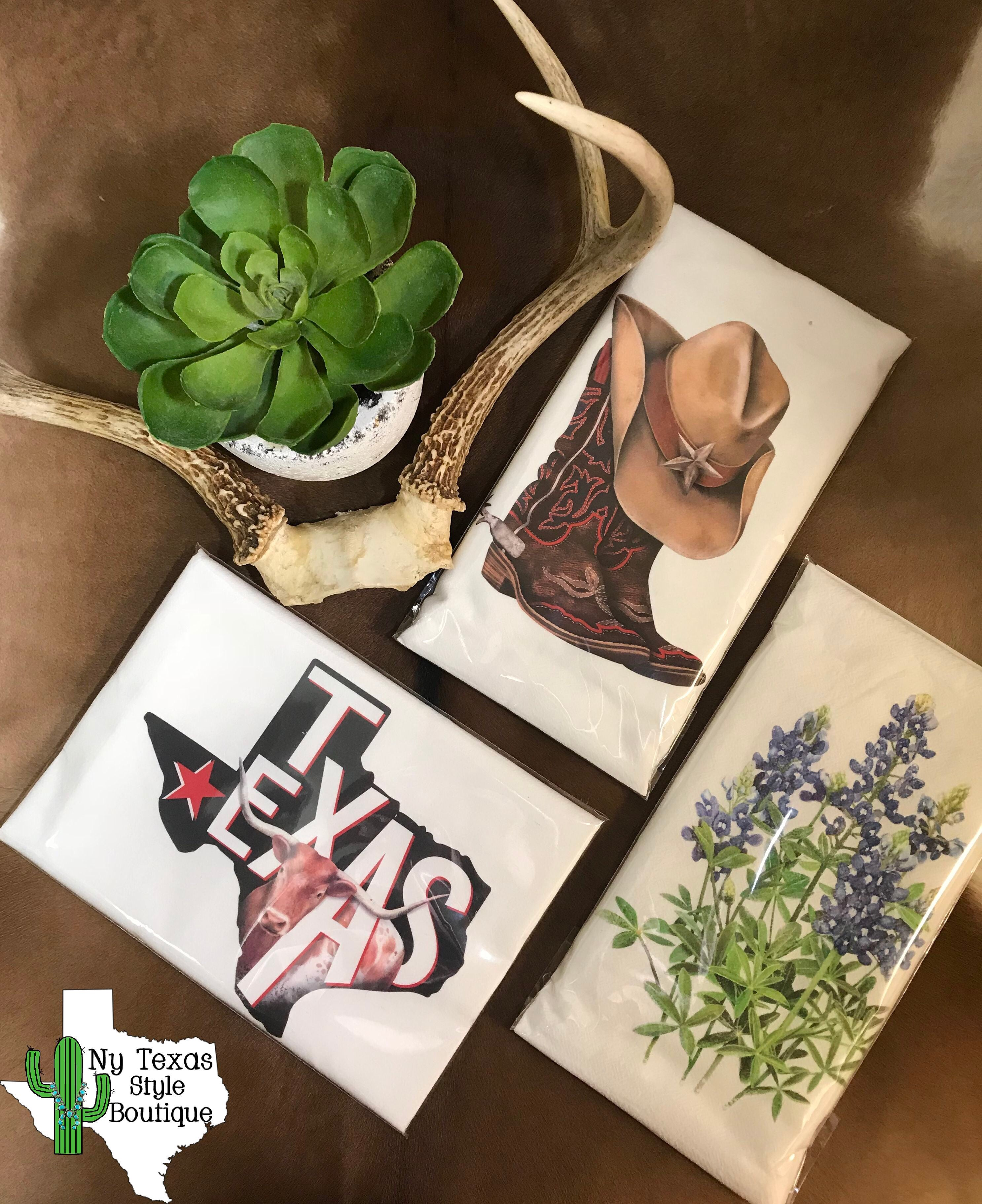Flour Sack Towels - Ny Texas Style Boutique