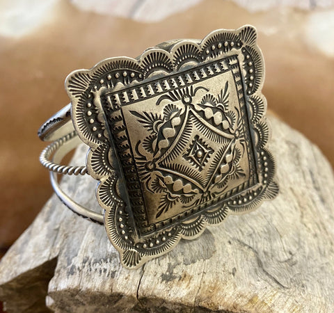 The Islands In The Stream Cuff - Ny Texas Style Boutique