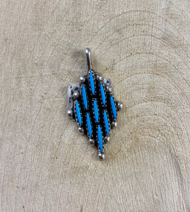 The Zuni Pendant - Ny Texas Style Boutique