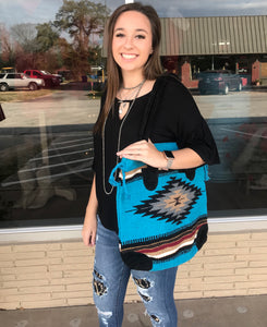 The Rio Bravo Purse - Ny Texas Style Boutique
