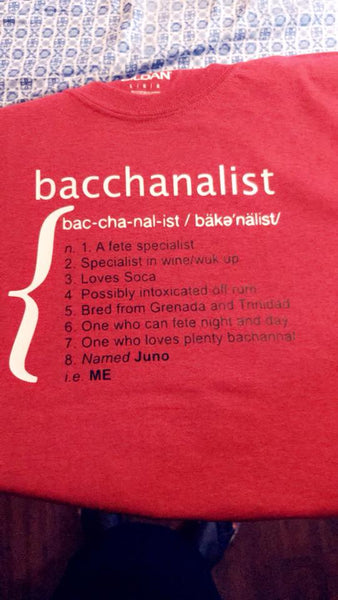 Bachannalist T-shirt