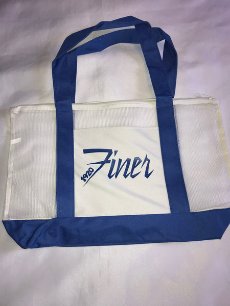 Finer 1920 Tote Bags