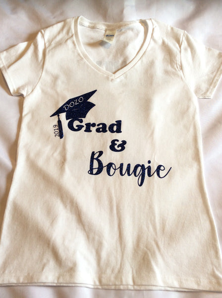 Graduation T-shirts for the Bougie