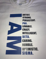 I am Sigma T-Shirt