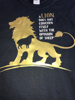 Lion Vs Sheep
