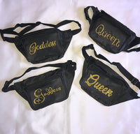 Queen and Goddess Fanny Packs