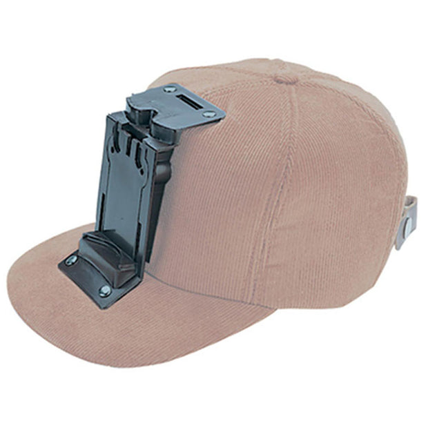Nite Lite Soft Hat Bracket For Headlamp - Gray
