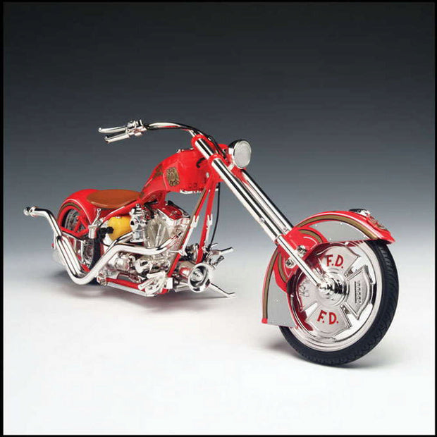 Orange County Chopper Fire Bike