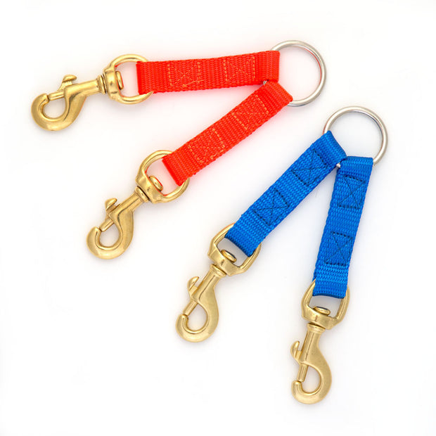 Two Dog Nylon Coupler