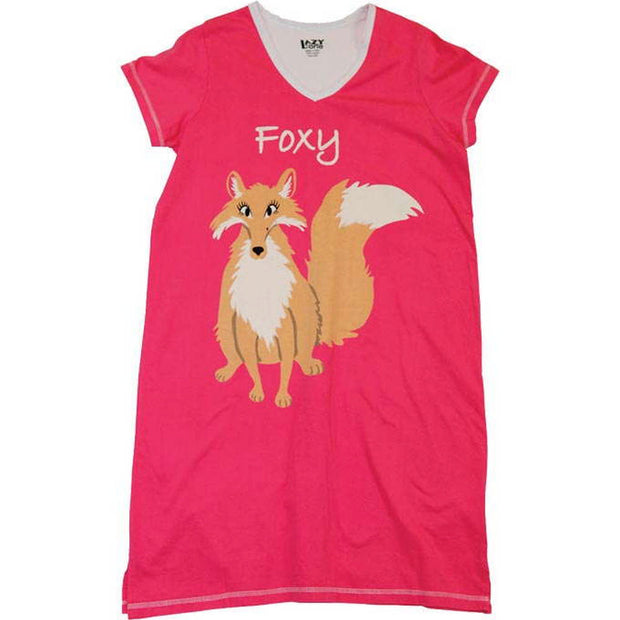 Foxy Night Shirt