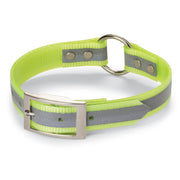 "1"" Day-Glo Collar Ring-N-Center with Reflective Strip"