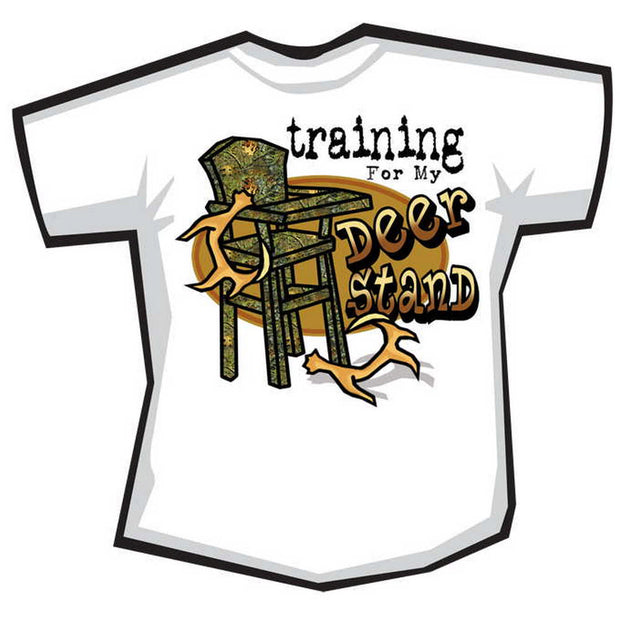 Deer Stand Training T-Shirt