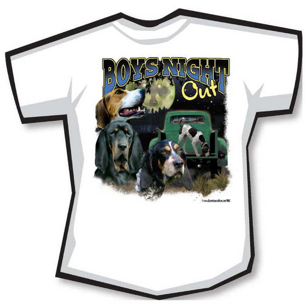 Boys Night Out T-Shirt