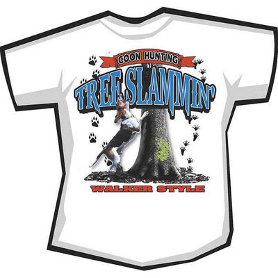 Tree Slammin Walker T-Shirt