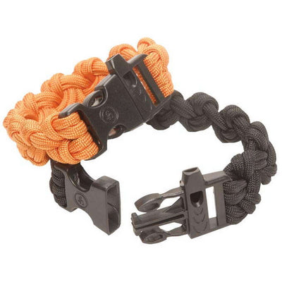 Para Cord Bracelets with Whistle
