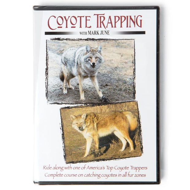 Coyote Trapping Vol 1